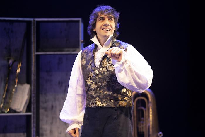 """Antonio Muñoz De Mesa en """"Beethoven#paraElisa"""" Foto: @Esmeralda Martín"""