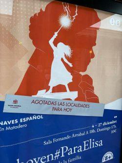 Éxito de Taquilla de Beethoven#paraElisa